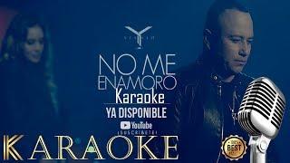 Karaoke - Yelsid No Me Enamoro