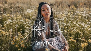 ALICIA AWA - MAMA (prod. by KYREE, Young Mesh) [OFFICIAL VIDEO]