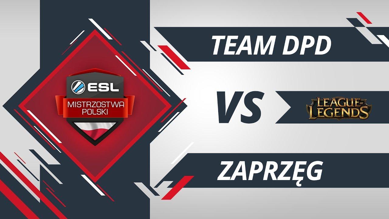 Team DPD vs Zaprzęg | EMP LoL W1D2 Gra #2