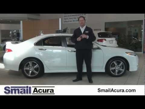 2012 Acura TSX Special Edition Review Video