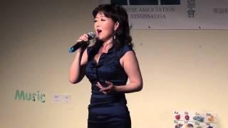刘莹-绒花  - 第四届密市我爱K歌实况录像之一