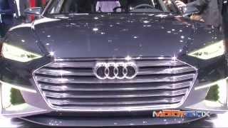 Salone di Ginevra 2015, lo stand Audi