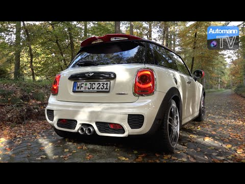 2016 Mini Jcw Pro Exhaust Autumn Drive 60fps Youtube