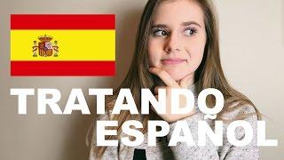 SPAANS PROBEREN - LET'S TRY SPANISH