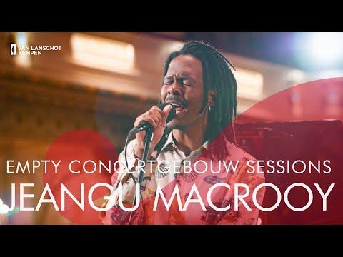 Jeangu Macrooy - Empty Concertgebouw Sessions