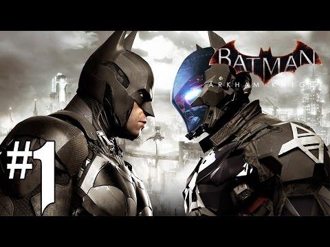 Batman Arkham Knight - Playthrough #1 [FR]