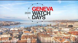 WELCOME TO GENEVA WATCH DAYS 2020