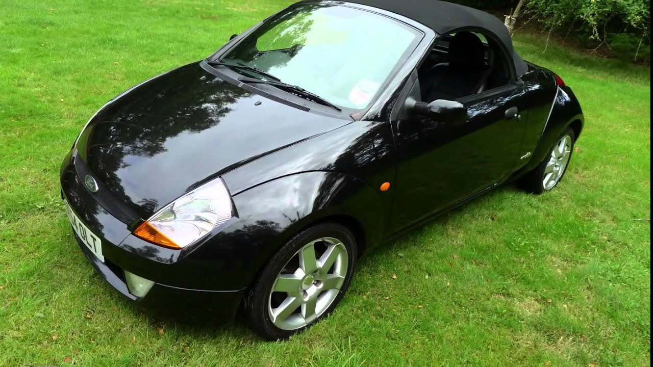 Ford Street Ka  I Luxury