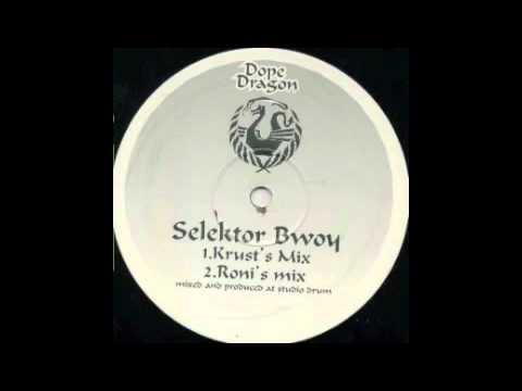 Roni Size & Krust - Selektor Bwoy (Roni's Mix) mp3