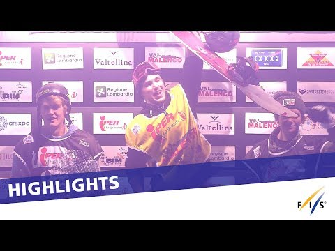 Highlights | Corning leads US clean sweep in Milan Big Air | FIS Snowboard