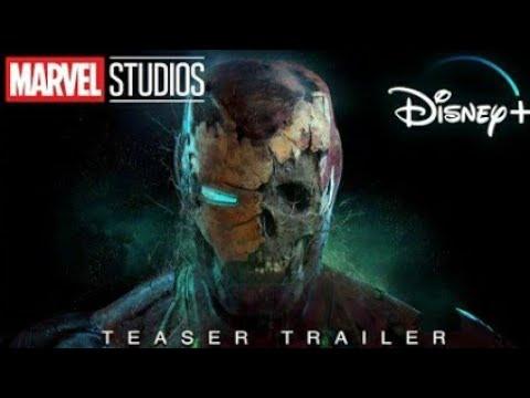 MARVEL ZOMBIES Trailer #1 _ Disney+ HD _ Robert Downey Jr., Tom Holland.