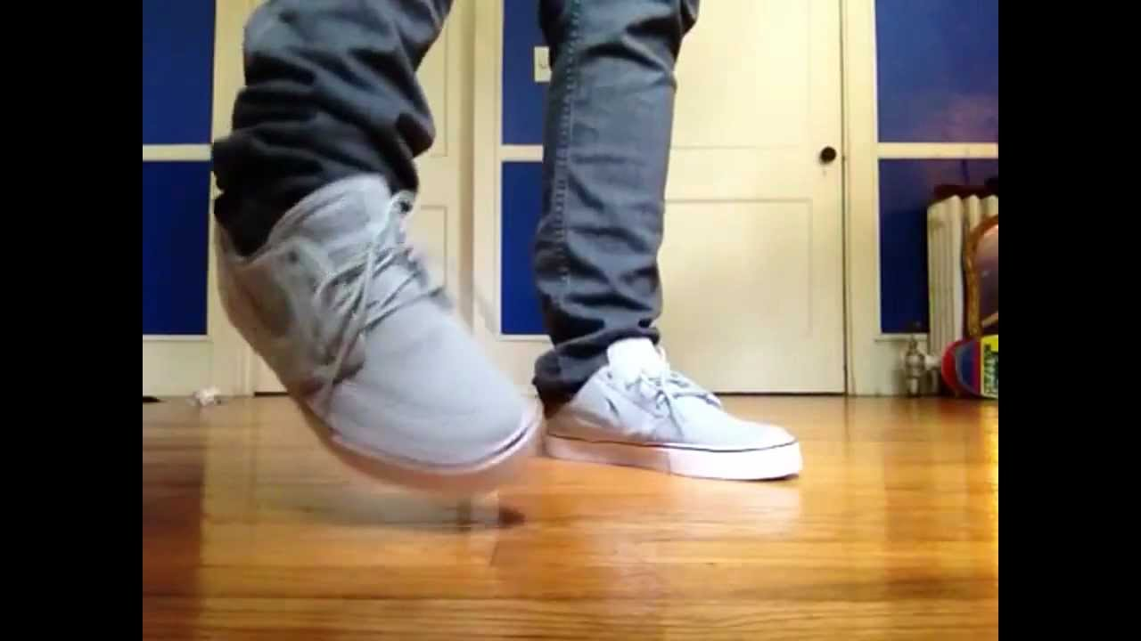 0f49069f18f4a9 Nike Sb (Blue Box) Metalic Silver Anthracite White - Review On Feet ...