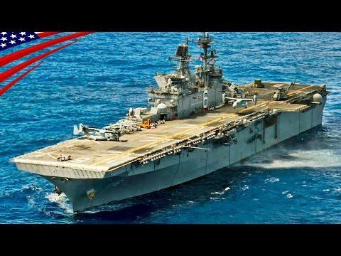 Newest Amphibious Assault Ship USS America (LHA-6) in RIMPAC 2016 - 最新鋭の強襲揚陸艦「アメリカ・LHA-6」のリムパック2016