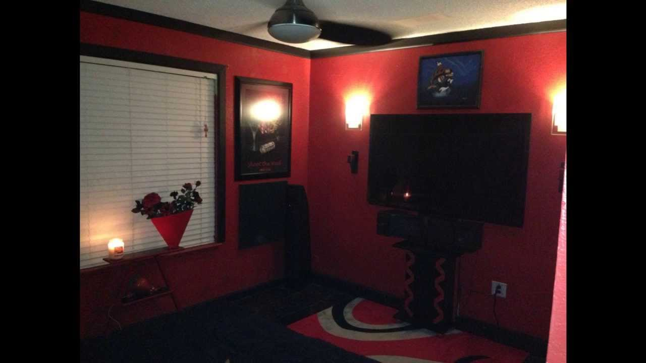 Ultimate Bedroom Home Theater Room Audio System Martin