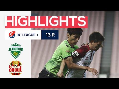 Jeonbuk Seoul Goals And Highlights