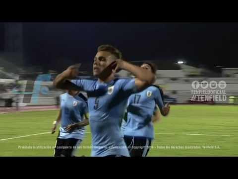 Sub-20 | Uruguay 2-0 Perú (4a fecha del Sudamericano)
