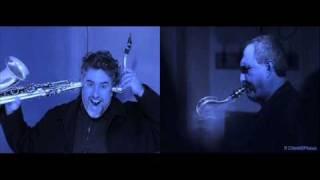 "Tony Malaby / George Garzone ""Tenor Tantrums"""