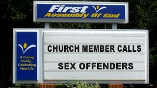 Church Prank Calls - Sex Offenders