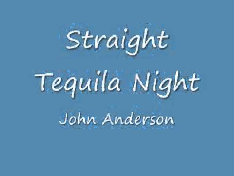 Straight Tequila Night