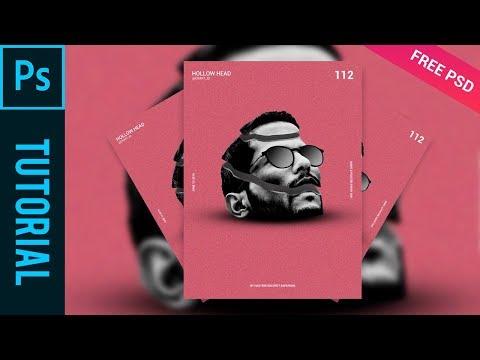 Hollow Head ala Ilham Rambe - Tutorial Photoshop CC 2019 thumbnail