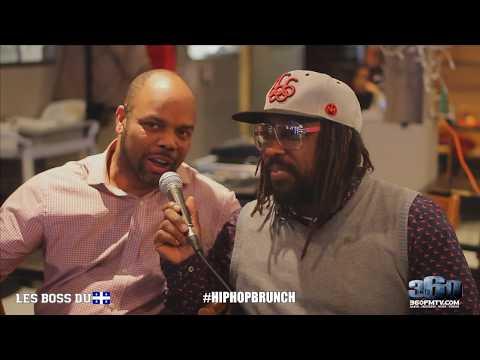 Hiphop Brunch Montreal - Émission d'Entrevues avec des Entrepreneurs, d'artistes etc.
