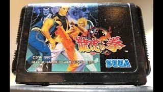 Classic Game Room - ART OF FIGHTING review for Sega Mega Drive