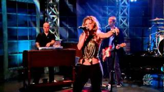 Kelly Clarkson - Since U Been Gone - Jay Leno