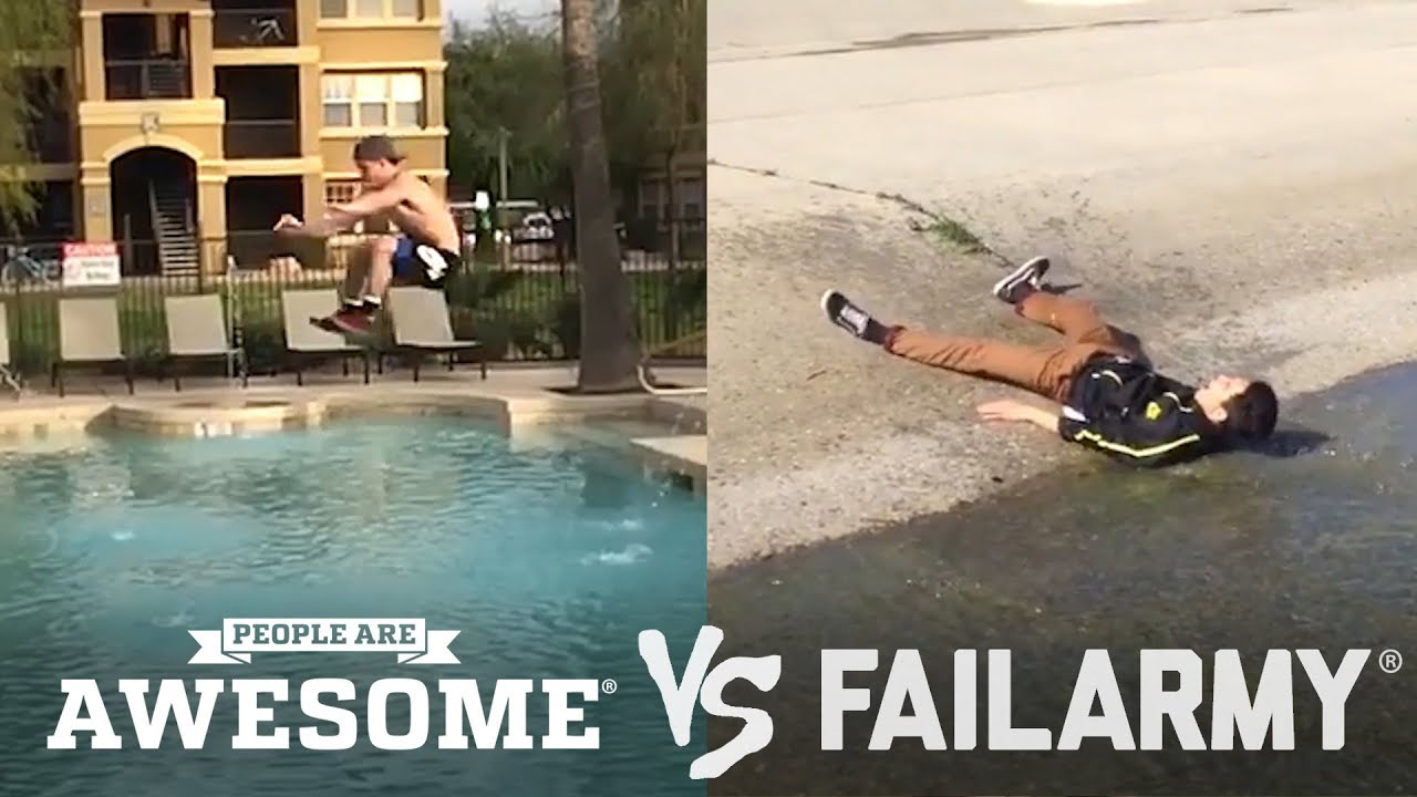 People are Awesome vs FailArmy!! - (Episode 4)