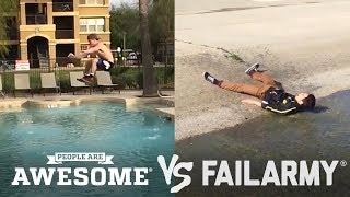 Video People are Awesome vs FailArmy!! - (Episode 4) download MP3, 3GP, MP4, WEBM, AVI, FLV Mei 2018