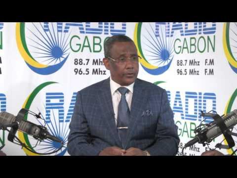 Radio Gabon - Interview de Gabriel TCHANGO, Ministre de la Pêche et de l'Elevage