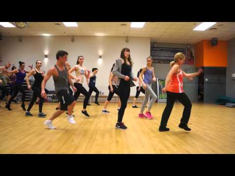 Zumba – Warm up – DJ Baddmixx – Shannon is stronger