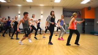 Zumba - Warm up - DJ Baddmixx - Shannon is stronger