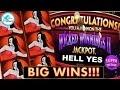 Wicked Winnings Slot Machine - WW2 Jackpot and Bonuses! HOT MACHINE!
