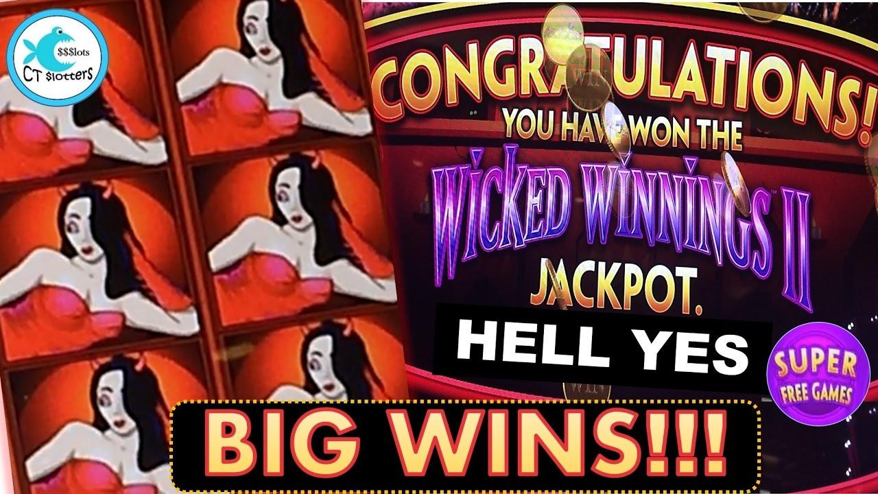 Wicked Winnings Slot Machine Ww2 Jackpot And Bonuses