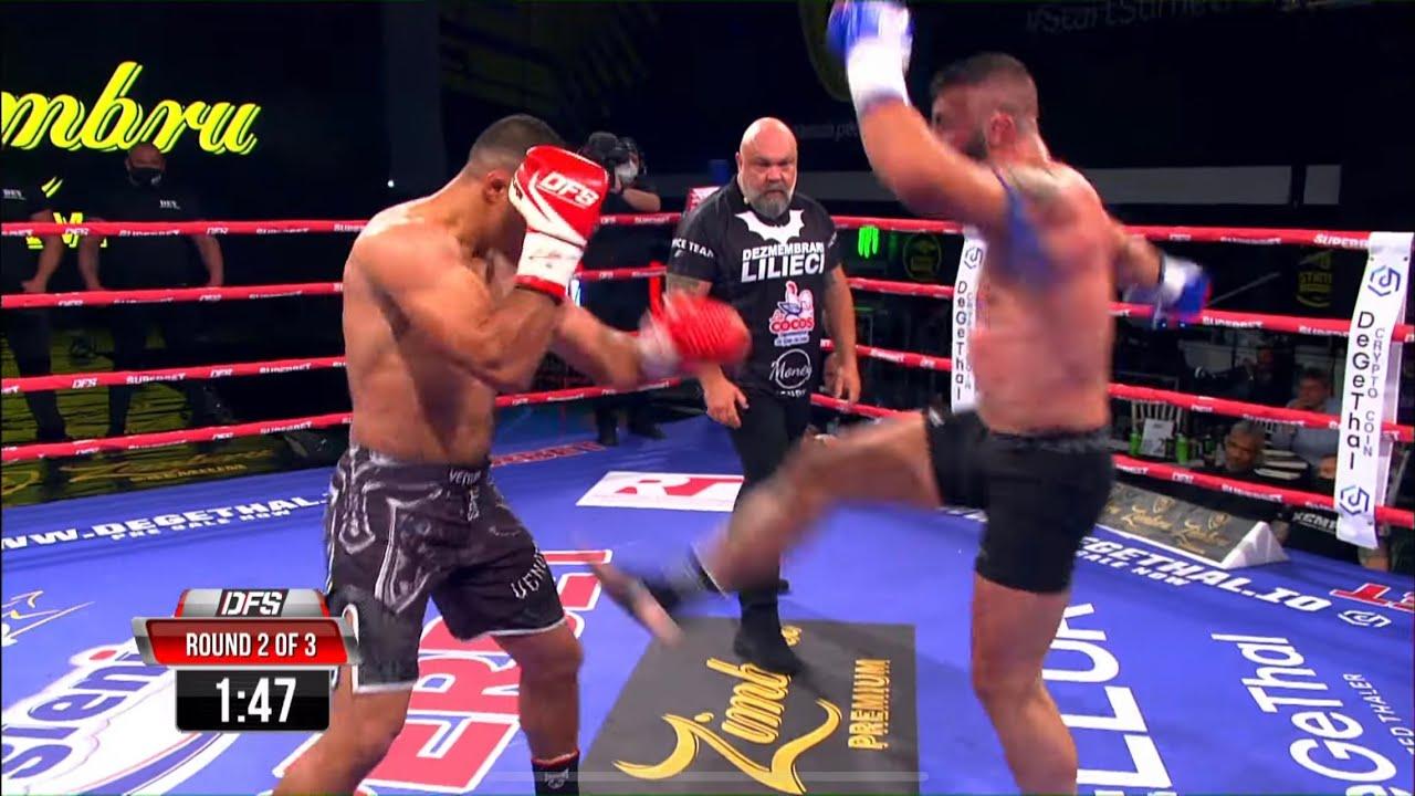 Rambo Florin Lambagiu vs Spartanul Vardakas