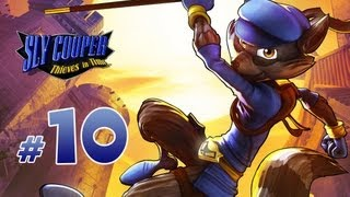 Sly Cooper: Thieves in Time - Part 10 - Go West Young Raccoon