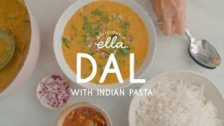 Dal & Indian Pasta | Vegan | Deliciously Ella