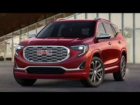 10 Things You Need to Know About the 2018 GMC Terrain