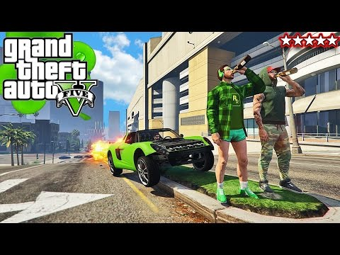 CELEBRATING ST. PATRICK'S DAY IN GTA 5 | Fast & Furious NEW Special Car Races!! GTA 5 Funny Moments
