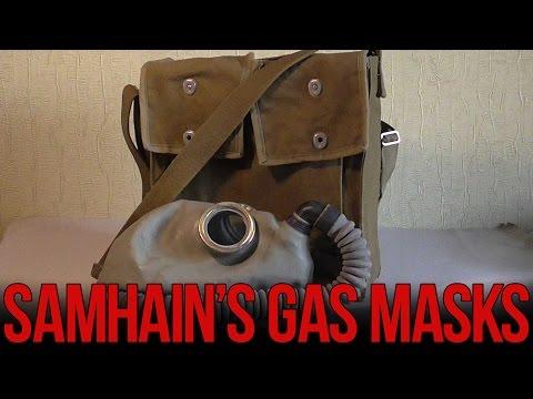 Обзор противогаза ИП-46    Soviet IP-46 gas mask
