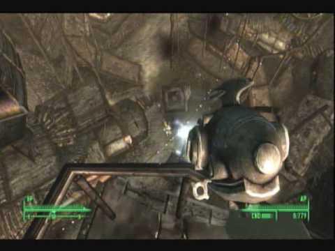 Fallout 3 Killing Fawkes (After Broken Steel) |