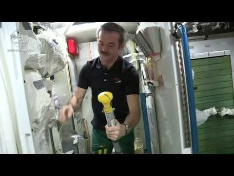 Astronauts Drink Urine and Other Waste Water | Video