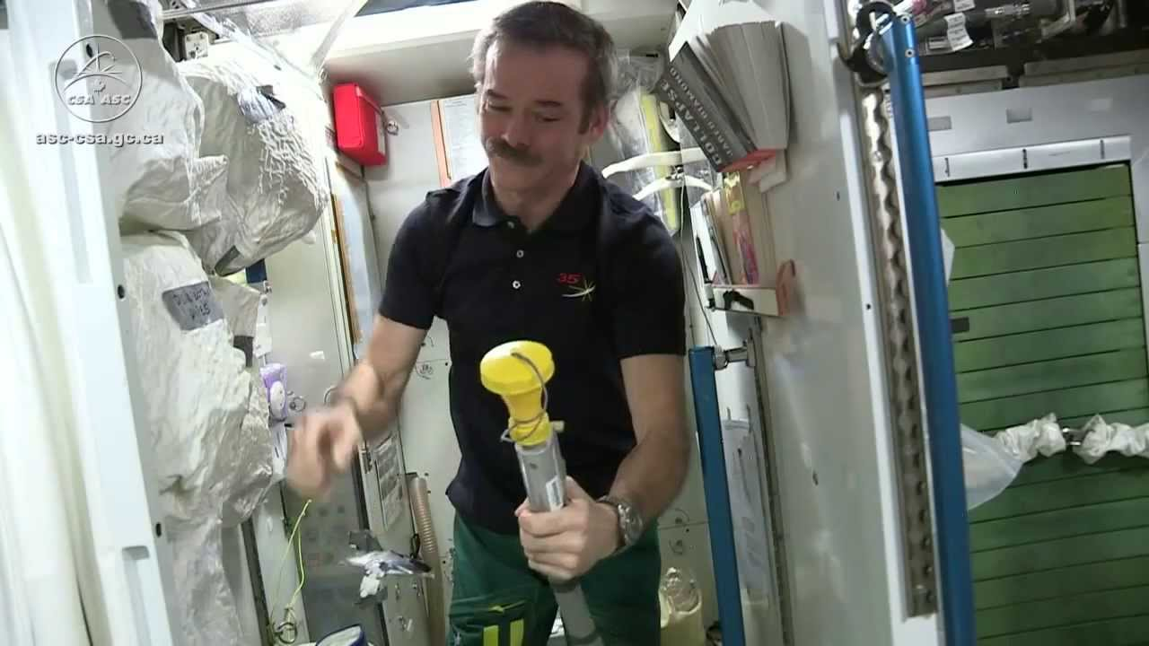 Astronauts Drink Urine and Other Waste Water | Video - YouTube