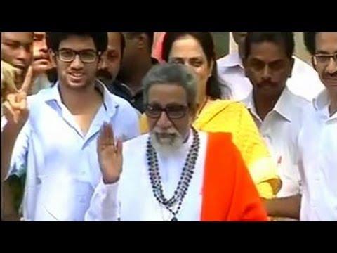 Shiv Sena: The real face of Mumbai?