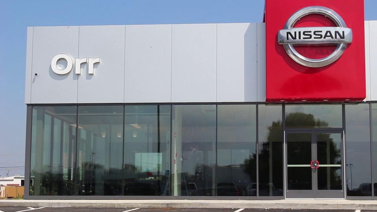 Orr Nissan Russellville Update 09 15
