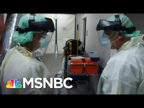 Public Health Expert: Texas May have A New York-Level COVID-19 Crisis | The 11th Hour | MSNBC