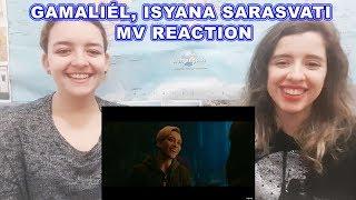 Gamaliél Isyana Sarasvati A Whole New World Music Reaction