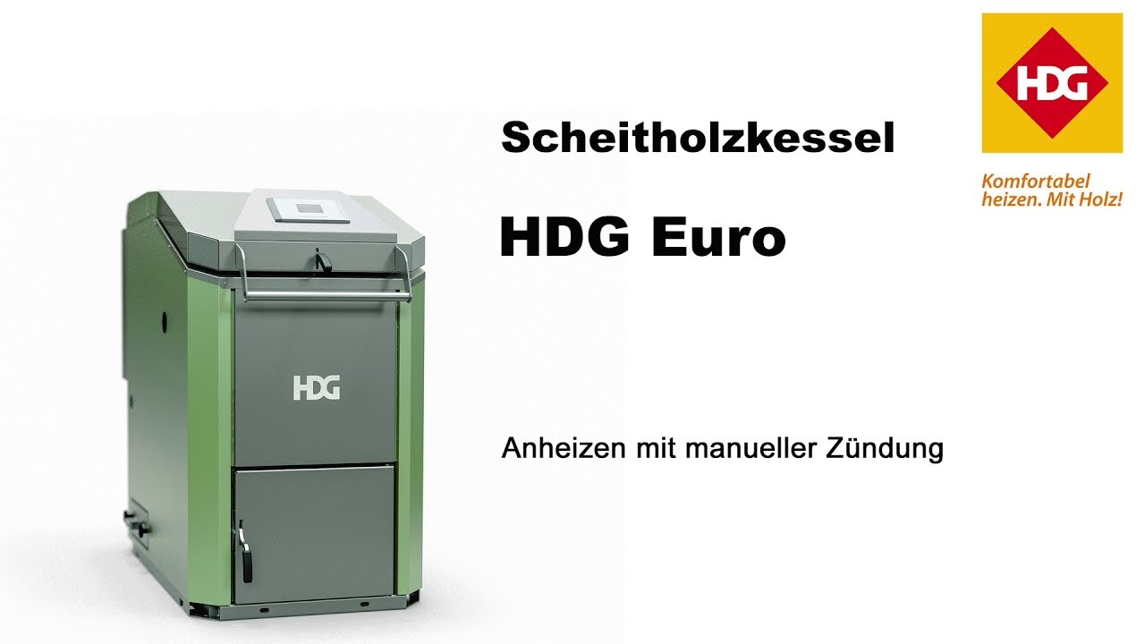 hdg heizung