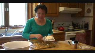 Carmel Cream Cheese Bread Pudding