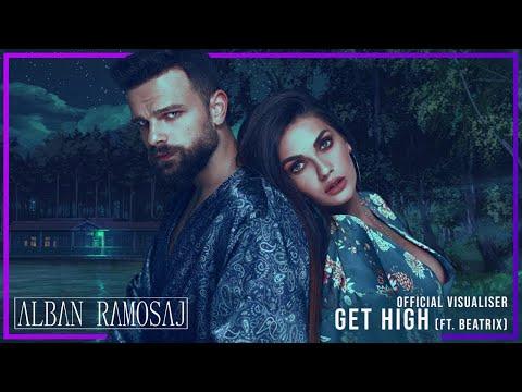 Alban Ramosaj, Beatrix Ramosaj - Get High (Audio)
